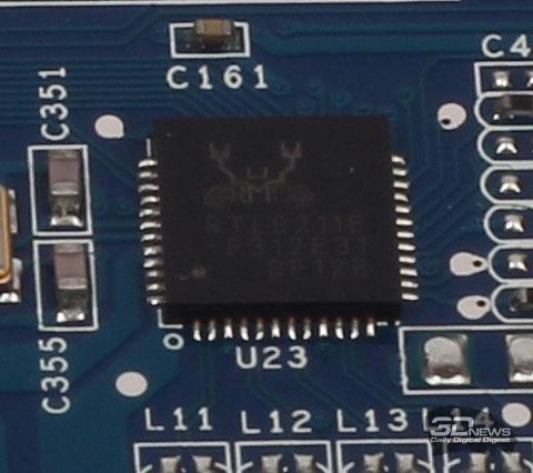 Гигабитный сетевой контроллер Realtek RTL8211E