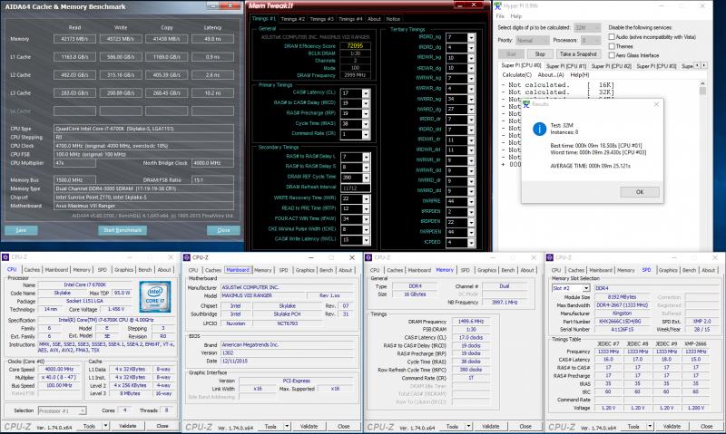 Обзор модулей памяти Kingston HyperX Fury DDR4-2666 (HX426C15FBK2/16)
