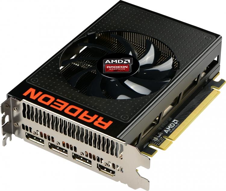 AMD Radeon R9 Нано