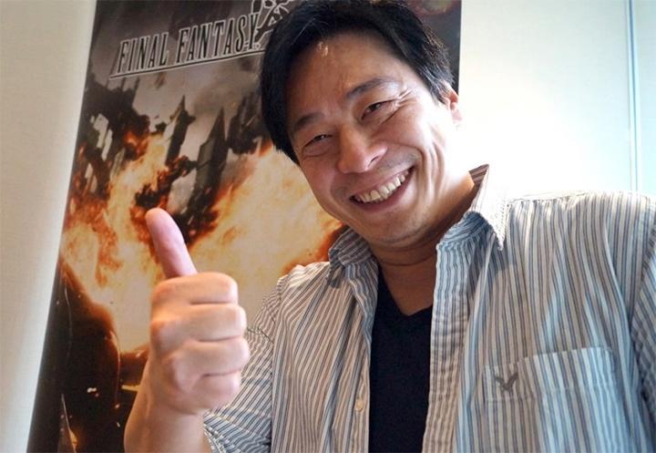 Хадзиме Табата. Фото www.nintendolife.com