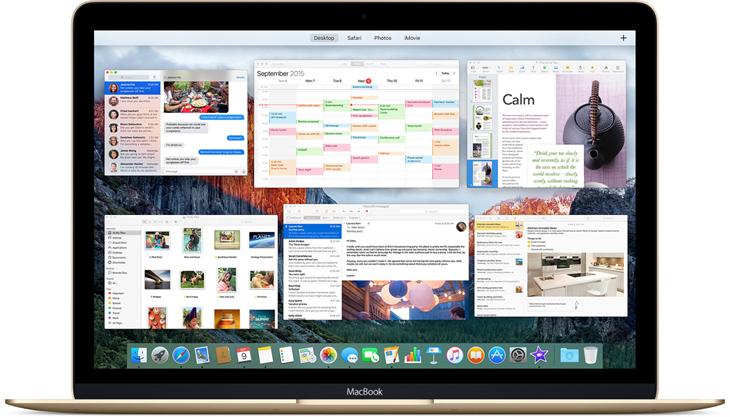 Mac OS X 10.11 — одна из ожидаемых яблочных новинок 2015 года