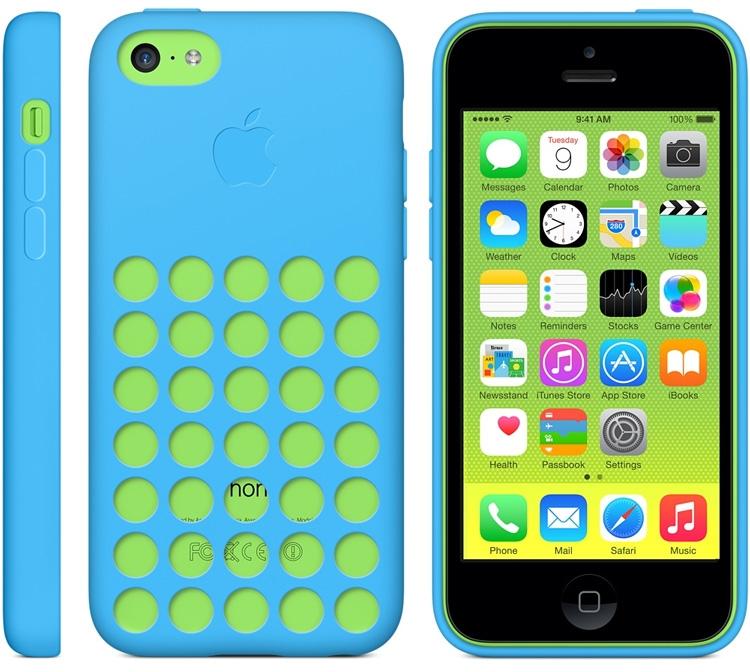 Производство iPhone 5c было остановлено в 2015 году