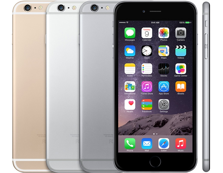 Последнее поколение iPhone выпускается в двух версиях - с 4,7