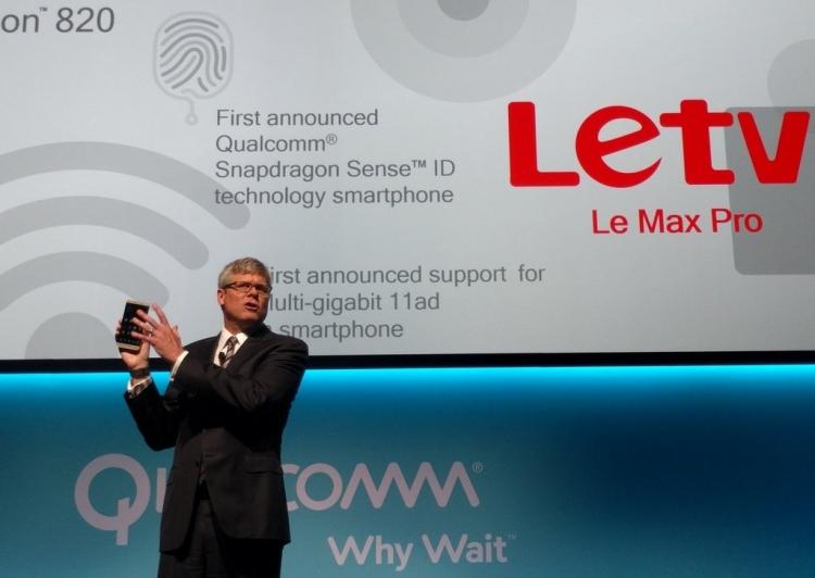 CES 2016: Анонсирован Letv Le Max Pro — первый смартфон на ...