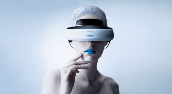 Виртуальная реальность Sony