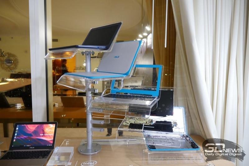 Ноутбук ASUS Chromebook C202