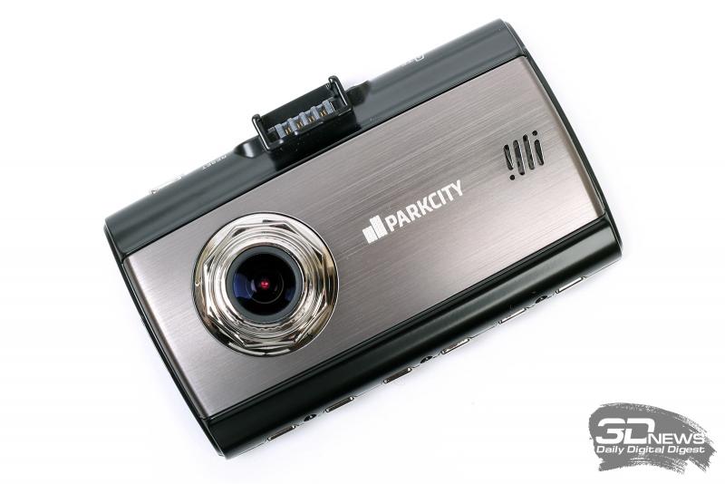 PARKCITY DVR HD 750 – задняя панель
