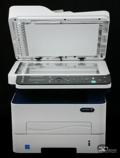 Обзор МФУ Xerox WorkCentre 3225DNI: офисный бюджетный спринтер