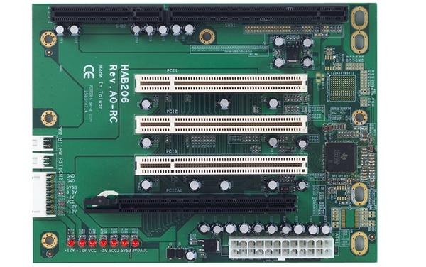 Один из вариантов базовой платы PICMG 1.3 производства Axiomtek