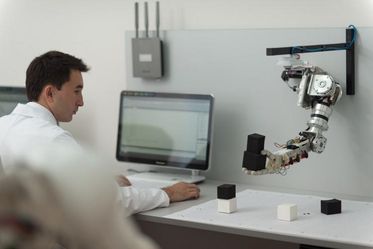 В России создадут «робота-аватара» для работы в опасных условиях