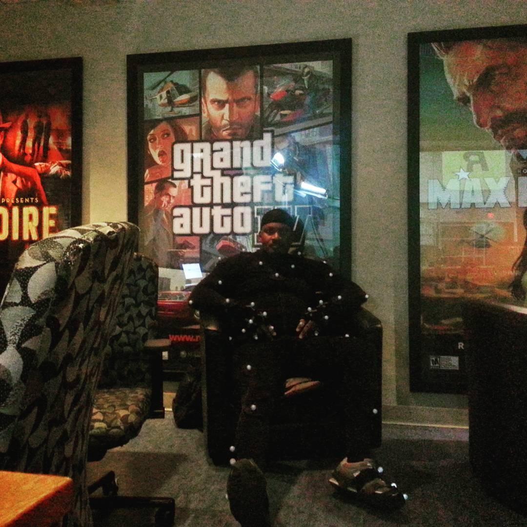 Актёр, сыгравший Франклина в GTA V, намекнул на сюжетное DLC к игре
