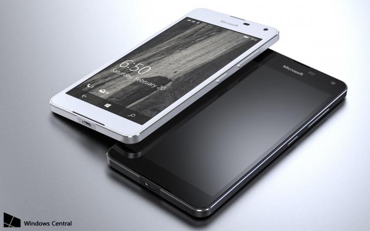 Цена смартфона Microsoft Lumia 650 может составить около $200
