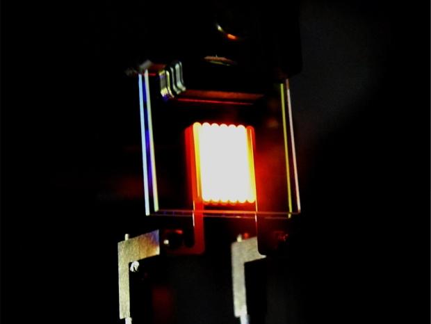 Всем известная компания Sony создала так называемый, «интеллектуальный» светильник