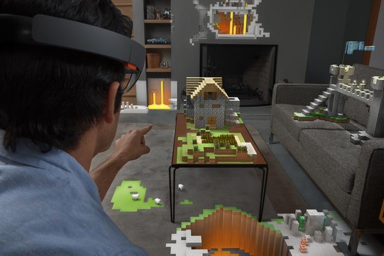 Microsoft HoloLens смогут работать без подзарядки около 5 часов (1)