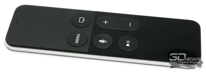 Пульт Siri Remote