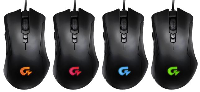 GIGABYTE анонсировала мышь XM300 с разрешением 6400 DPI (1)