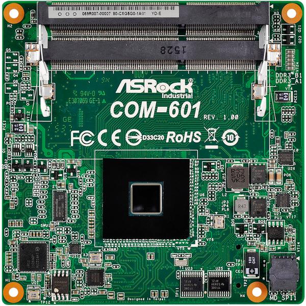 Базовый процессорный модуль