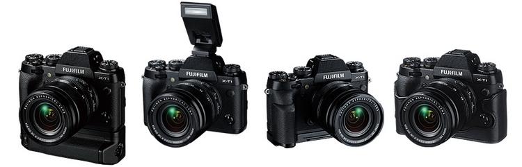 Новинка отлично будет сочетаться с флагманом Fujifilm, камерой X-T1