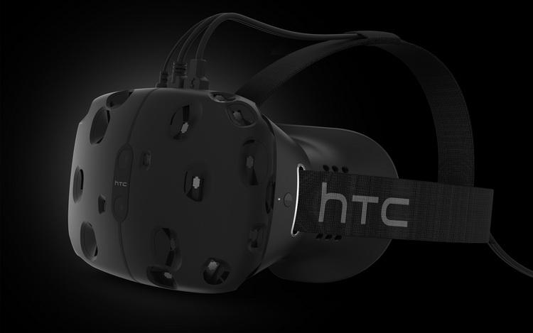 Для демонстрации AMD выбрала один из лучших на сегодня шлемов VR