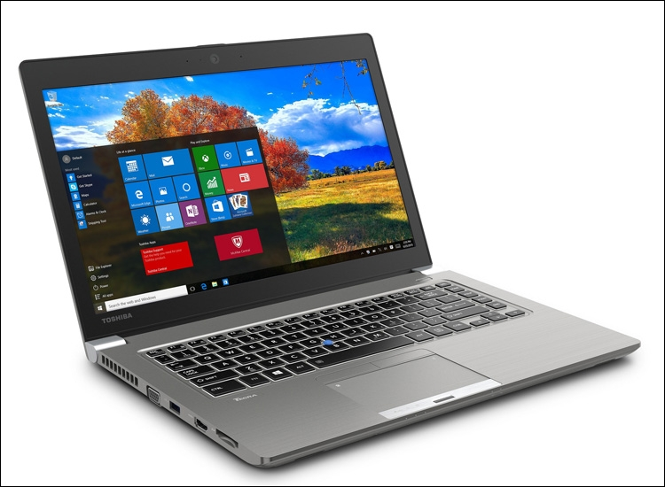 Toshiba займётся выпуском собственных ноутбуков