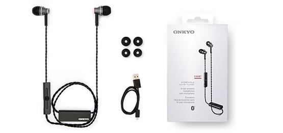 Компактная гарнитура Onkyo E300BT поддерживает aptX