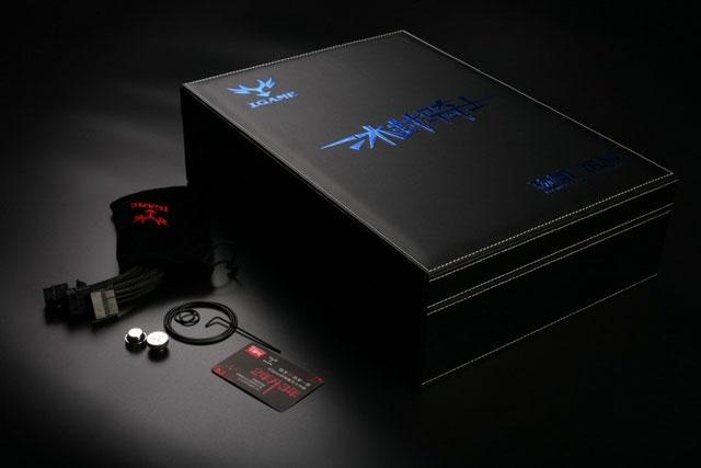 Пример уникальной упаковки видеокарты Colorful