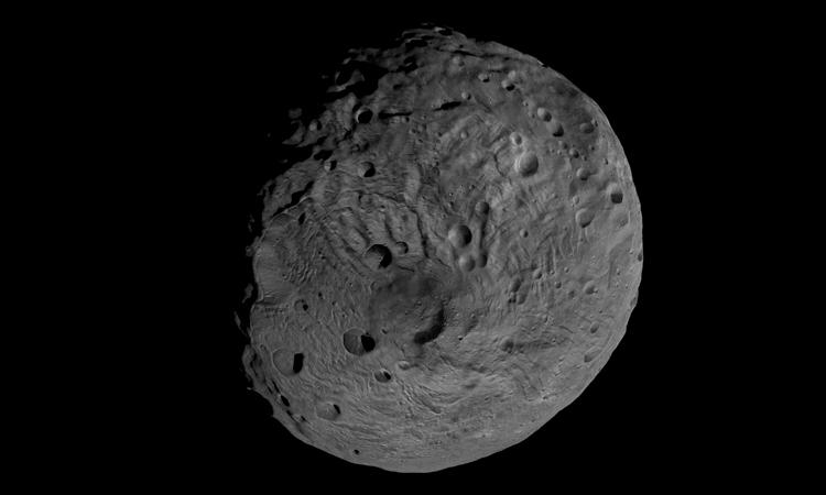 Астероид Веста / НАСА