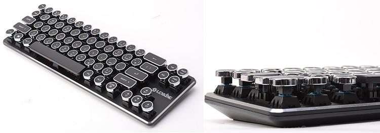 Проект«стимпанк»-клавиатуры собрал нужную сумму за день