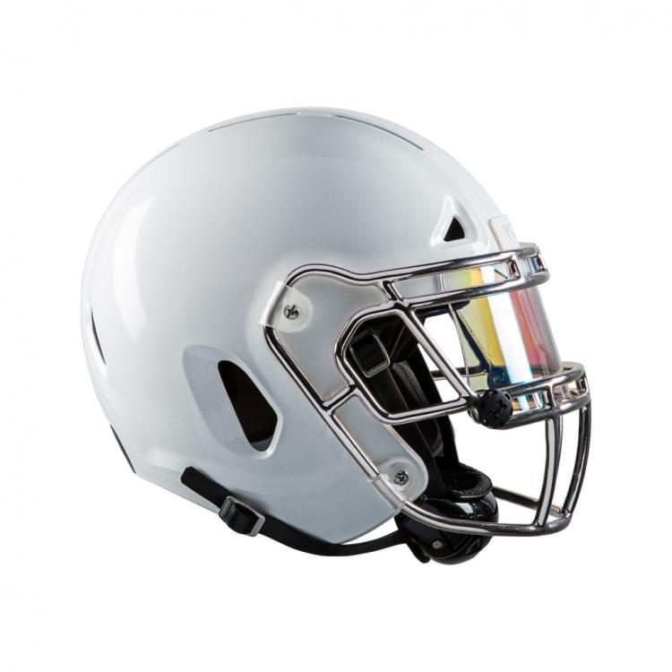 Гибкий шлем Zero1 защитит мозг футболиста от сотрясений