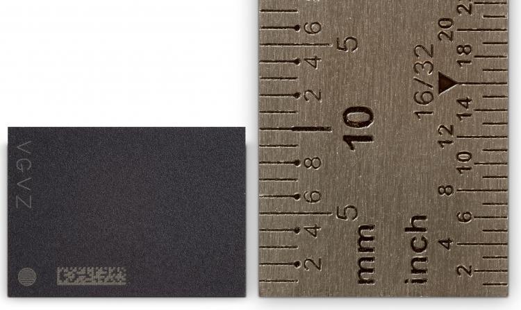 Микросхемы памяти GDDR5X
