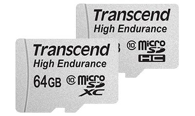 Transcend представила карты microSD повышенной надёжности