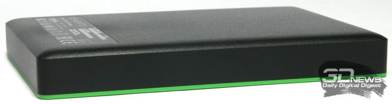 Внешний вид Seagate Game Drive для Xbox