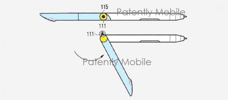 Стилус S Pen можно будет использовать в качестве подставки для Galaxy Note