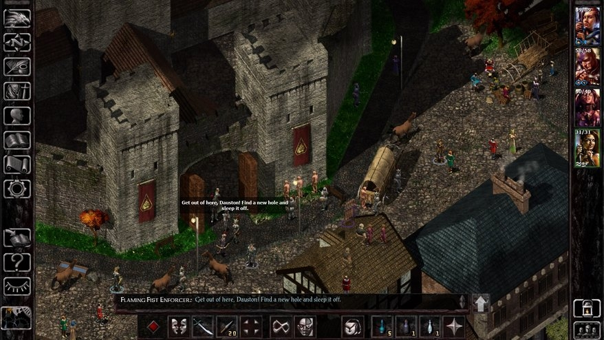 Star Wars: Knights of the Old Republic: Дизайнер SWKotOR присоединился к авторам Baldur's Gate: Siege of Dragonspear