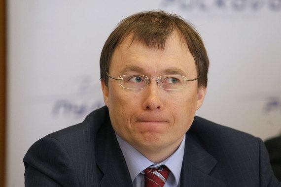 Сергей Эмдин, новый генеральный директор «Т2 РТК Холдинг» (фото: «Ведомости»)