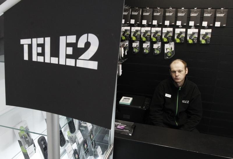 tele2 продажи смартфонов собственным брендом