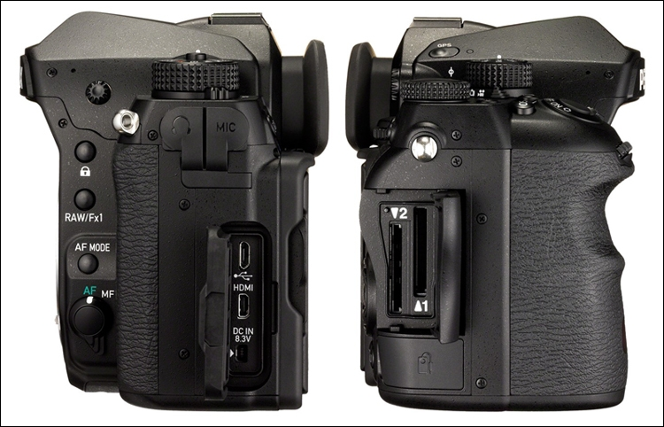 """Полнокадровый зеркальный фотоаппарат Pentax K-1 обойдётся в $1800"""""""