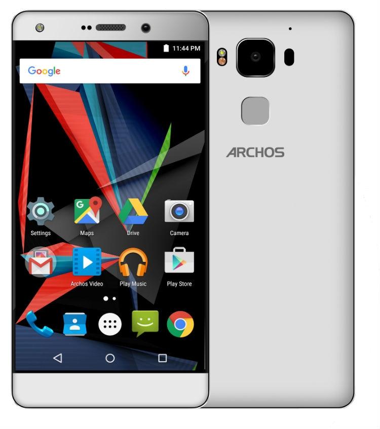 ARCHOS Diamond 2 Note оборудовали 6-дюймовым дисплеем