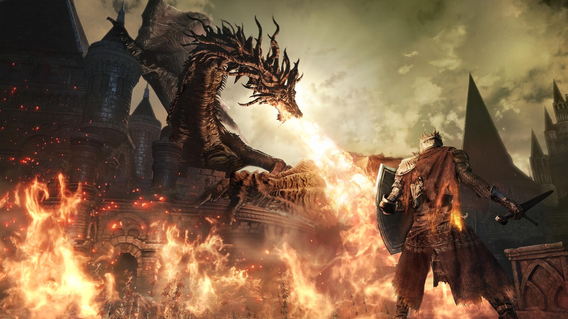 "Объявлены бонусы предзаказа Dark Souls 3 на всех платформах"""