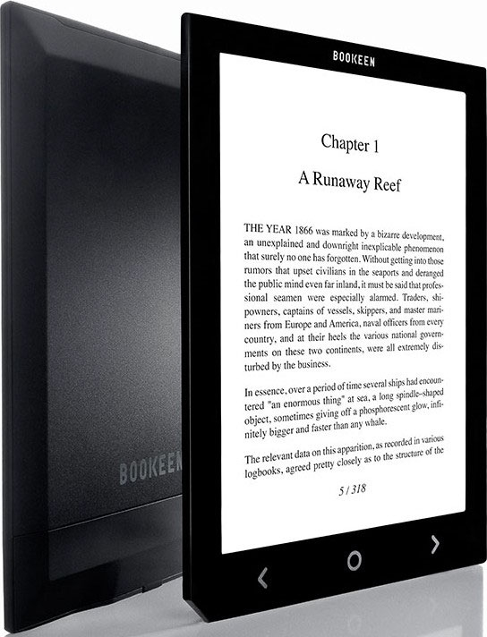 Читалка Cybook Ocean без обложки (Bookeen)