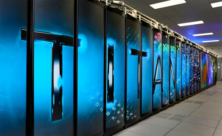 Суперкомпьютер Titan на базе NVIDIA Tegra K20x