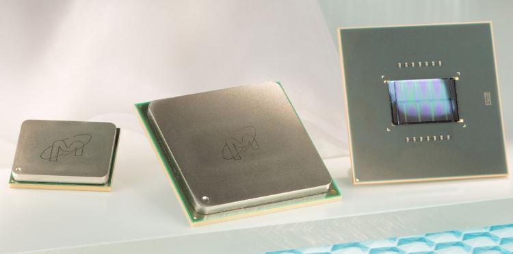 Различные реализации микросхем HMC