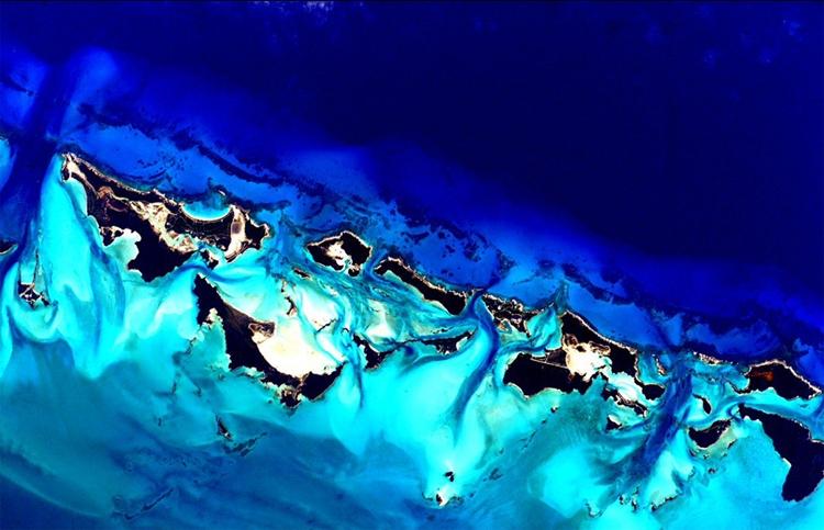 Вид на Багамы