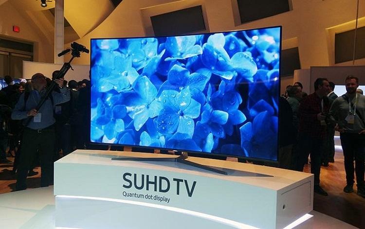 Новый SUHD ТВ от Samsung