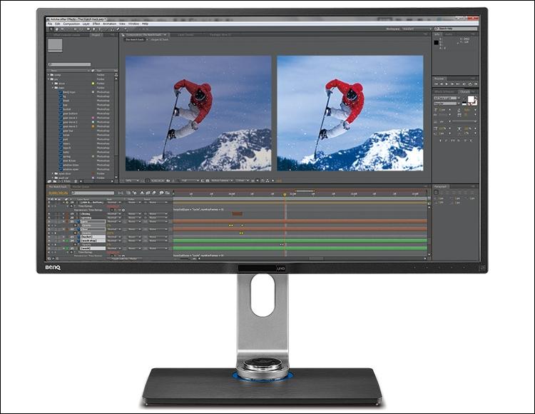 """4K-монитор BenQ PV3200PT рассчитан на профессиональных пользователей"""""""