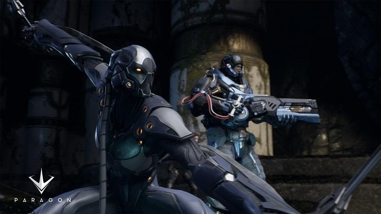 Ранний доступ к MOBA-игре Paragon от Epic Games откроется через две недели