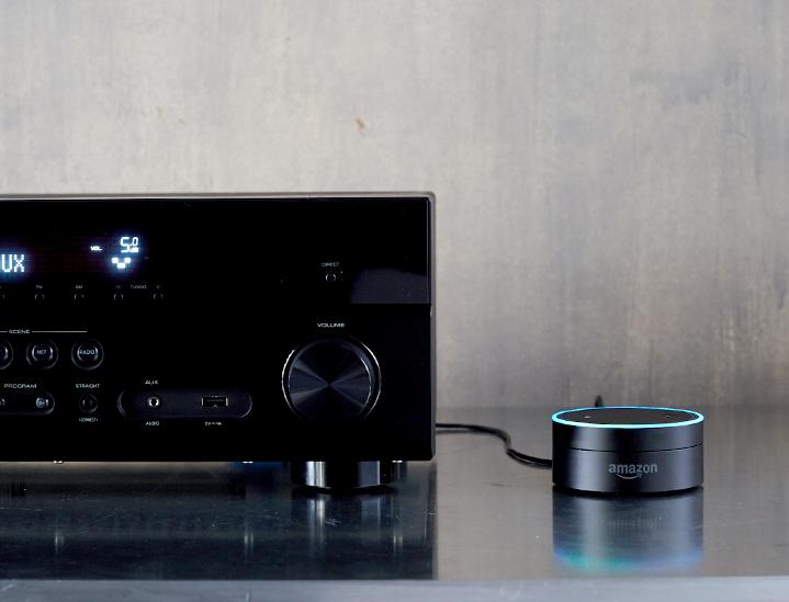 """AmazonEcho Dot иTap: два новых смарт-устройства с голосовым управлением"""""""