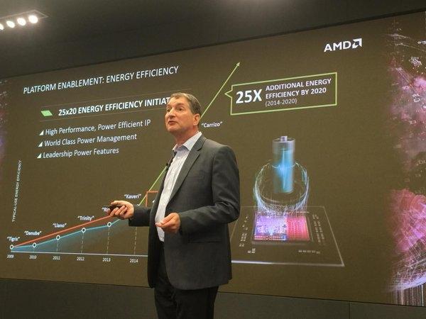 Марк Пейпермастер рассказывает о планах по повышению энергоэффективности процессоров