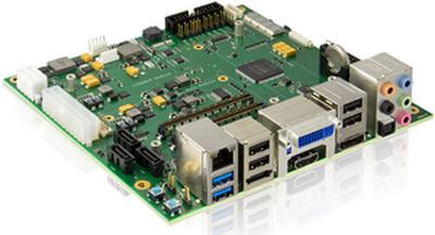 Базовый модуль расширения для плат COM Express Type 6