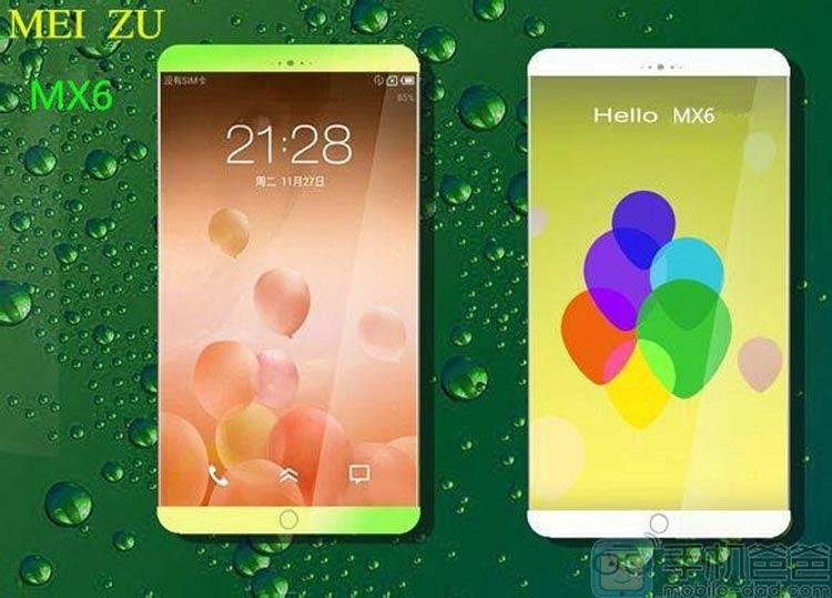 Смартфону Meizu MX6 приписывают наличие 10-ядерного чипа и 6 Гбайт ОЗУ